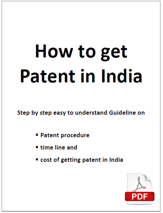 Patent in india Book 3 photo 2